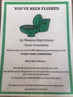 Prom Committee Fundraiser