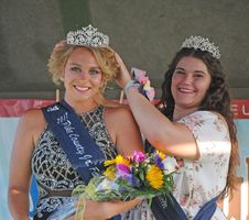 WHS Senior Kylie Tong Crowned Fair Queen
