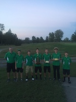 Western Golf League Champs for first time in school history!!