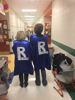 Our Reading Heroes!!!